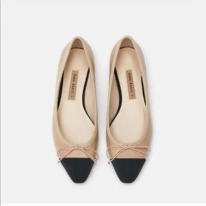 NWT Zara Flats